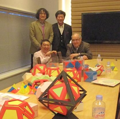 Tojkyo visite musée Panasonic des sciences